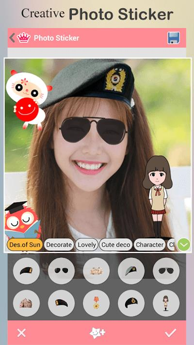 PhotoWonder-Android用コラージュメーカー3.0.2-Androidでの多用途の写真編集