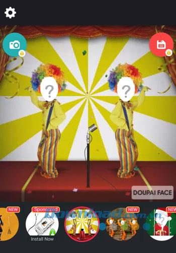 Doupai Face (Doupai Video) für Android 1.1.2 - Face-to-Face-Video-App für Android