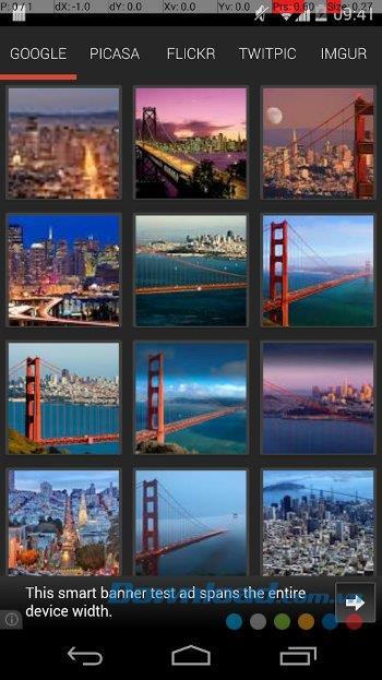 Androidの画像検索-Androidで美しい写真を検索