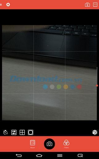 InstaCam - Kamera für Selfie für Android 1.29 - Schöne Selfie-Fotobearbeitungs-App für Android
