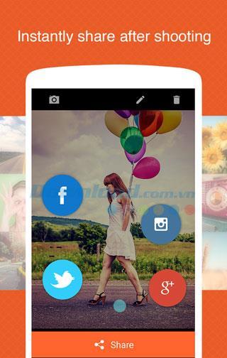 カメラ:Android1.21用のフィルターと写真エディター-Androidのリアルタイムフィルター付きカメラ