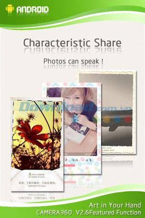 Camera360 for Android 1.5 2.7.0-Camera360 for Android 1.5