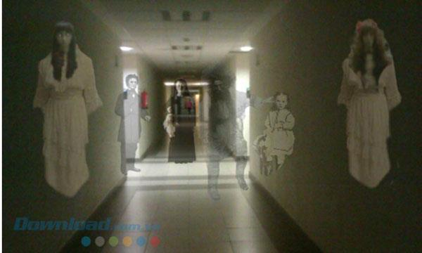 Ghost Scary Prank: Halloween für Android 51 - Anwendung zum Einfügen von Geistern in Fotos
