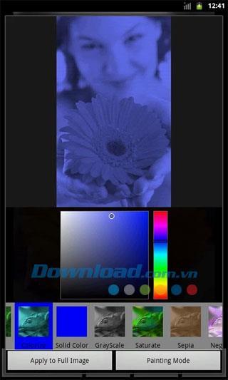 Photo Art für Android 1.7.24 - Eine Anwendung zum Bearbeiten von Fotos für Android