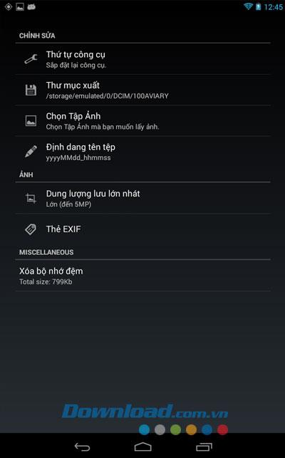 Android1.1用のプロフェッショナルな写真編集-写真編集および処理ソフトウェア