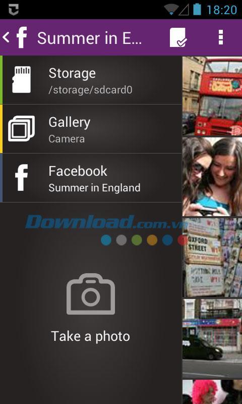 Zoner Photo Studio for Android1.1.2-Android用の写真を管理および編集する