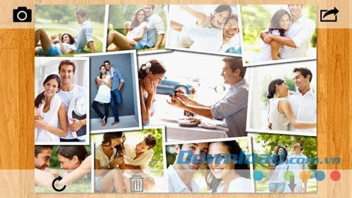 Collage Creator Lite für Android 2.0.2 - Fotocollage-Software für Android