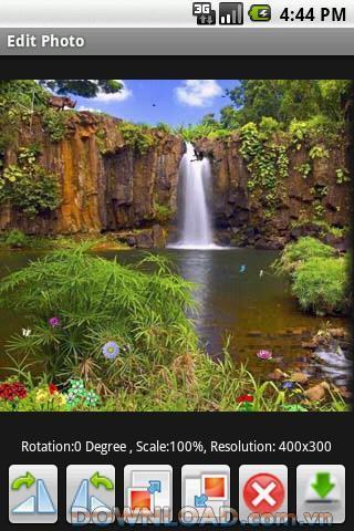 AirPhotos für Android - Photo Viewer-Software