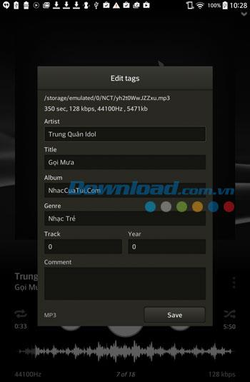 Stellio for Android4.10-Android用のプロの音楽プレーヤー