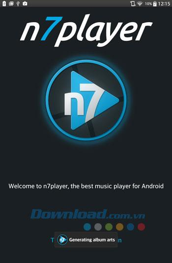 Android用n7playerミュージックプレーヤー-Androidの究極のミュージックプレーヤー