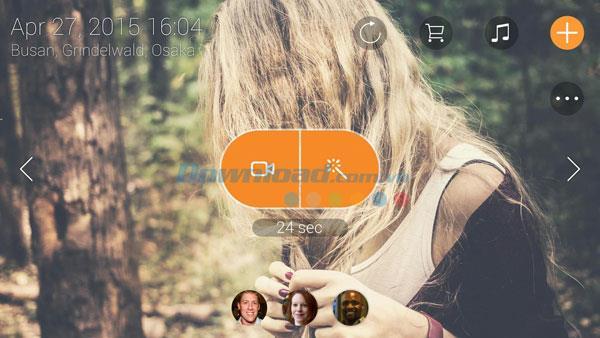 Collavo HD-Android 1.1.13用のビデオコラボ-HDビデオ録画、ビデオ移植、ビデオ編集