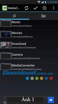 Media Converter für Android 0.9.6 - Konvertieren Sie Musik- und Videodateien kostenlos auf Android