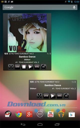 Meridian Media Player Revolute für Android - Musik- und Videoplayer für Android