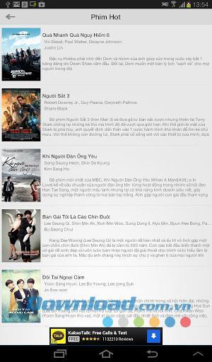 Android1.4用の高速映画-無料でオンラインで映画を見るアプリケーション