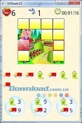 Android0.082の子供のための数学-子供が数学を学ぶのを助けるプログラム