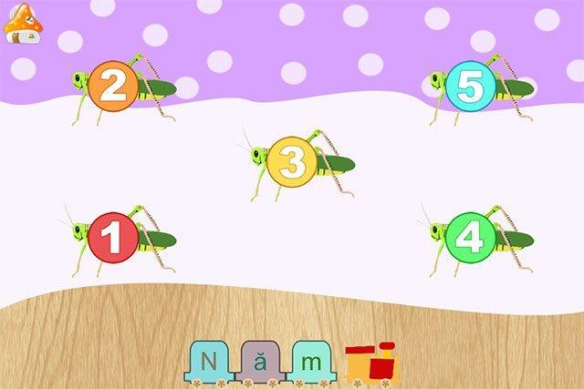 子供たちはAndroid2.2の数を数えることを学ぶ-子供たちが数えることを学ぶのを助けるソフトウェア