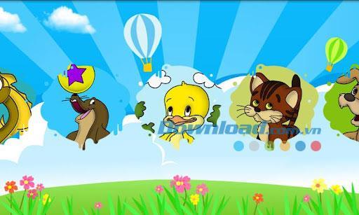 Android1.0.2用の絵を描く面白い子供たち-子供向けのアプリの描画と着色