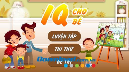 Android1.0用の子供向けIQ-子供が知能を練習するのを支援