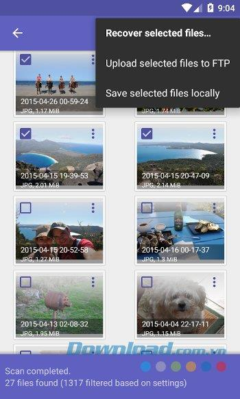 DiskDigger for Android 1.0-2020-10-31-Androidでの効果的な写真回復(ルート)