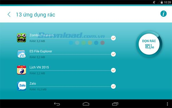 Bcleaner for Android1.0.0.25-Androidデバイスのクリーニングツール