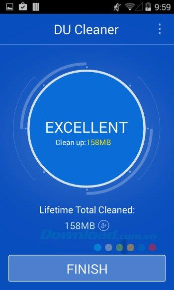 DU Cleaner for Android1.0-効果的なAndroidデバイスクリーニングアプリ