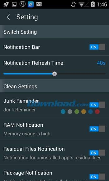Fast Clean for Android1.5.9-強力なAndroidデバイスブースターアプリ