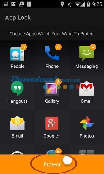 Privacy Ace für Android 1.3.3 - Sicherheitsanwendung für persönliche Daten auf Android