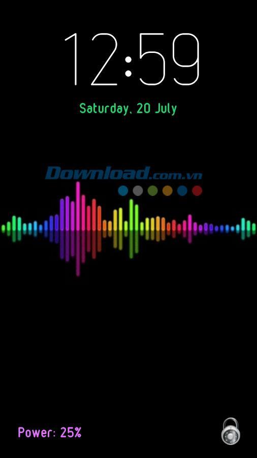 Sprachsperrbildschirm für Android 1.0 - Entsperren Sie den Sprachscreen für Android