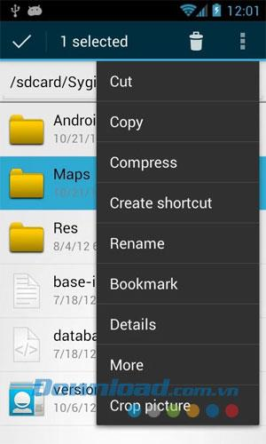 OI File Manager for Android2.0.5-電話上のファイルを効率的に管理する