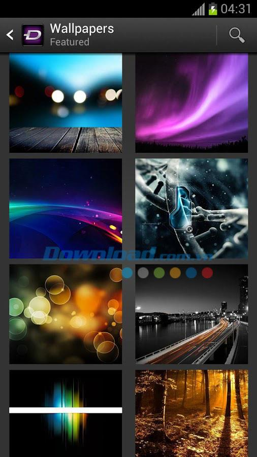 Zedge for Android3.5-ソース着メロ+ Android用壁紙