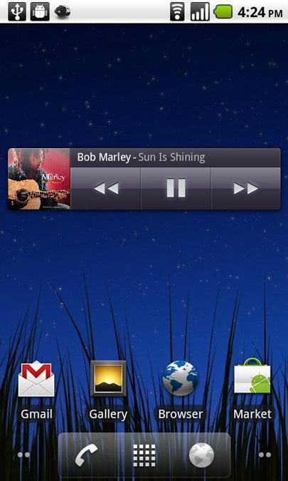 Songbird für Android