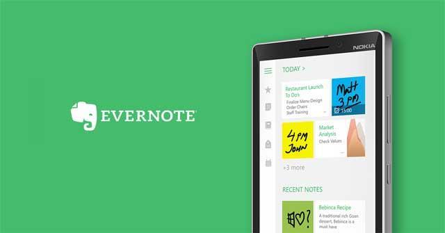 Evernote forAndroid-便利なノート作成用アプリケーション