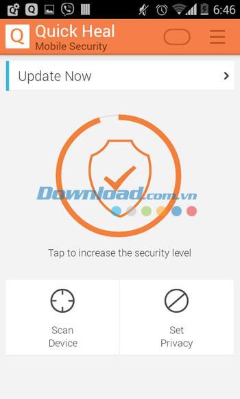 Android2.01.045のウイルス対策とモバイルセキュリティ-Android携帯のウイルスを削除します