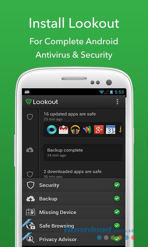 Heartbleed Security Scanner for Android1.0-Androidで出血しているハートを検出する