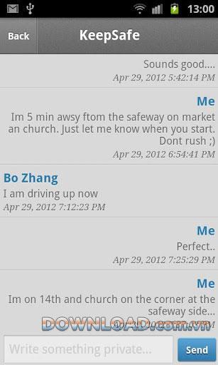 Android用SMSを非表示-Android用アプリケーションセキュリティSMS