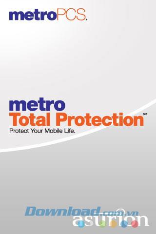 Metro Total Protection für Android 2.36 - Android-Handy finden und schützen