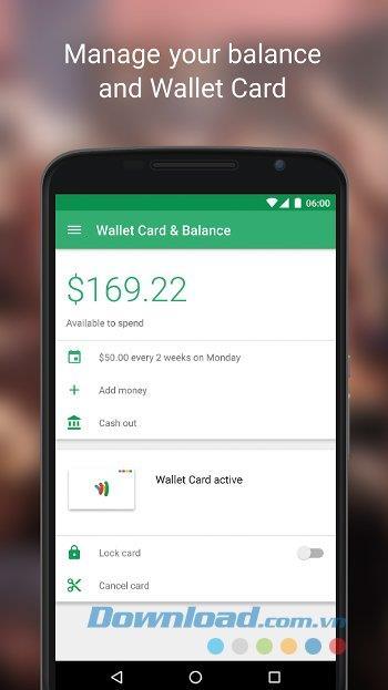 Android向けGooglePay Send-AndroidでのGoogleの送金サービス