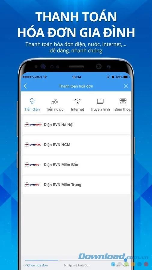 VTC Pay für Android 4.3.48 - E-Wallet von VTC