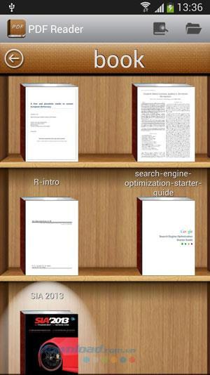 PDF Reader für Android 4.5 - PDF Reader für Android