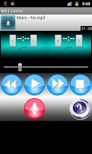 MP3 Cutter für Android 2.7.2 - Bester Audio- und Video-Editor für Android