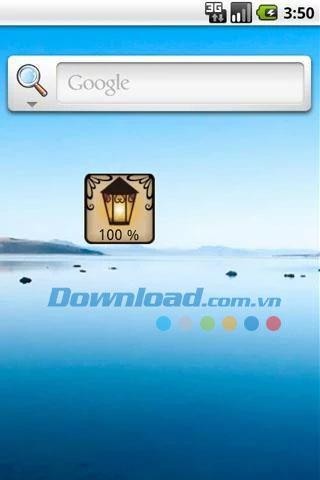 Helleinstellungslampe für Android 1.0.3 - Passen Sie die Bildschirmhelligkeit an