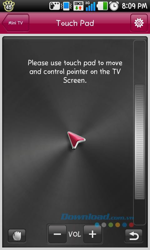LG TV Remote for Android5.4-AndroidフォンでLGTVを制御する