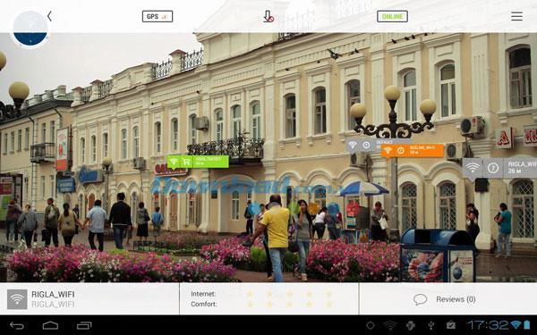 osmino WiFi for Android3.01.15-Androidでの無料のwifiネットワークアクセス