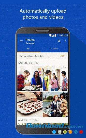 Microsoft OneDrive für Android - Microsofts Cloud-Speicherdienst für Android