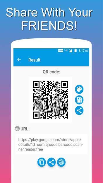 QR und Barcode Scanner Pro für Android 1.3.6 - Professionelle Barcode-Scan-Software