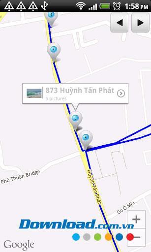 Android1.0用の旅行マネージャー-旅行を管理するためのアプリケーション