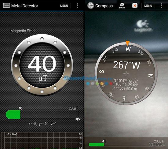 Smart Tools für Android 1.5.5 - Eine Reihe von Tools zur Effizienzmessung für Android