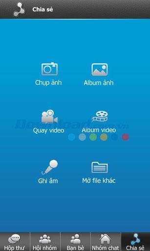 iBuum for Android1.0.1.0-無料のテキストメッセージ