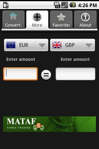 Android用モバイルコンバーター-無料の通貨コンバーター