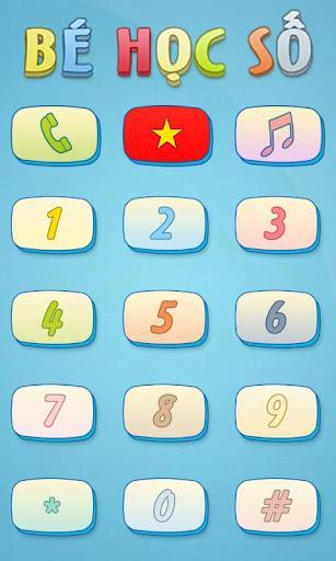 Kinder lernen Zahlen für Android 1.0 - Helfen Sie Kindern, Zahlen zu erkennen